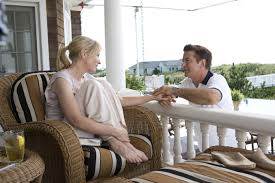 Blue Jasmine- Alec Baldwin and Cate Blanchett