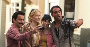 Blue Jasmine- Four Picture