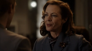 Brave New World- Allison Janney as Margaret Scully