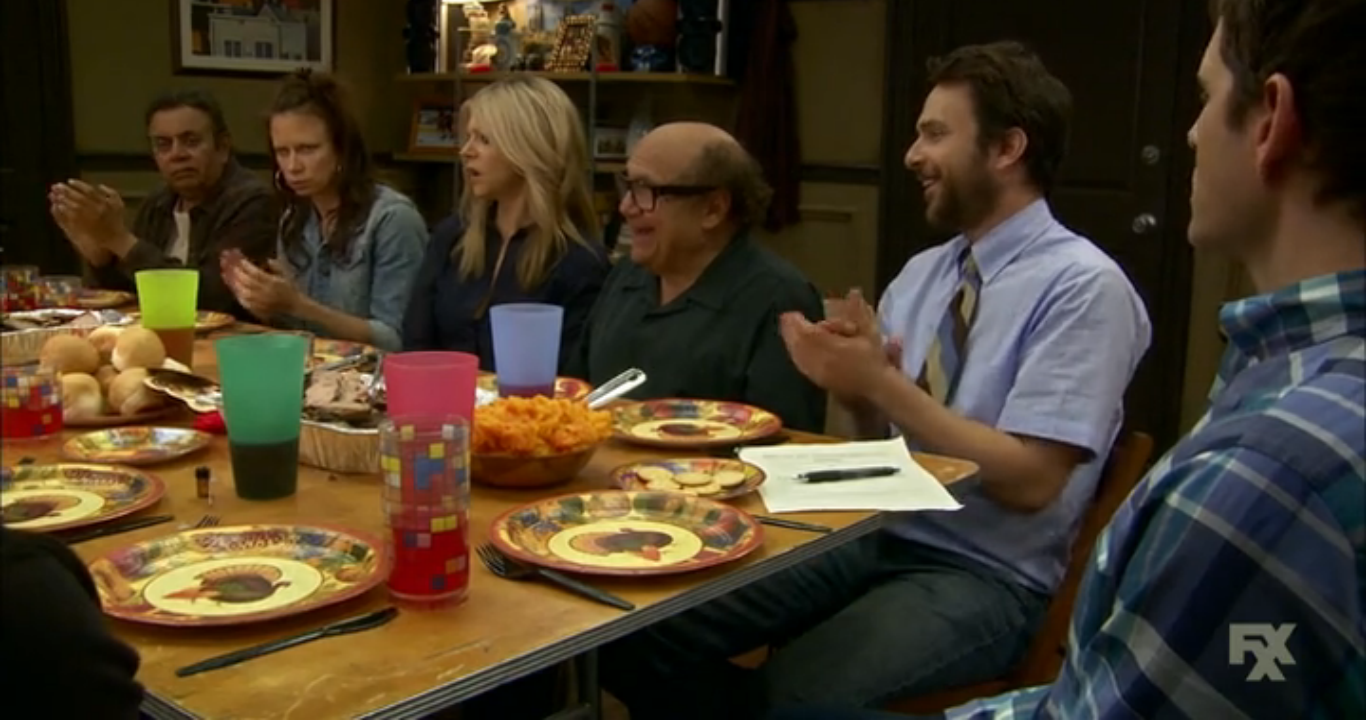 Image result for it's always sunny in philadelphia squashes beefs