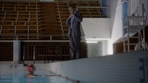 Fallout- Langham finds Margaret at the pool