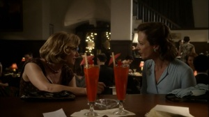 Fallout- Margaret Scully meets with prostitute, played by Kristina Zbinden
