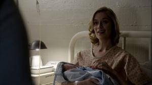 Manhigh- Libby with her newborn