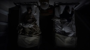 Phallic Victories- Bill and Libby sleep in separate beds