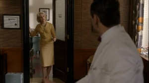 Phallic Victories- Bill calls Virginia's name, remembers she doesn't work for him, and Jane enters