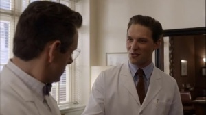 Phallic Victories- Bill meets Dr. Malcolm Toll, played by Michael Cassidy