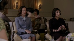 Phallic Victories- Dr. DePaul and Virginia meet with the doctors' wives