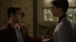 Phallic Victories- George Johnson returns and meets Ethan