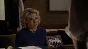 Phallic Victories- Jane suggesting that Virginia attend Bill's presentation