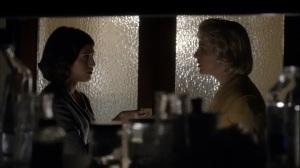 Phallic Victories- Jane talks to Virginia in secret