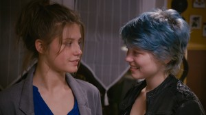 Blue is the Warmest Color- Adele and Emma
