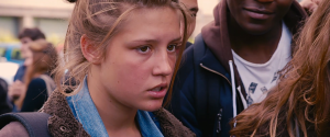 Blue is the Warmest Color- Adele confrontation at school with classmates