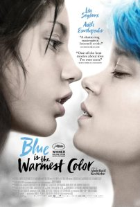 Blue is the Warmest Color cover