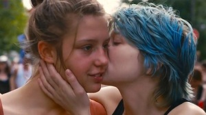 Blue is the Warmest Color- Pride Parade