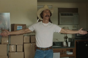 Dallas Buyers Club- Ron Woodroff and Stash