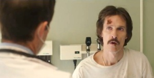 Dallas Buyers Club- Ron Woodroff Learning He Has HIV