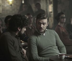 Inside Llewyn Davis- Jim and Llewyn in Gaslight Cafe