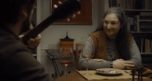 Inside Llewyn Davis- Llewyn performs Fare Thee Well for the Gorfeins' at dinner
