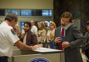Ron Woodroff at Customs