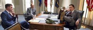 The Butler- John Cusack as Richard Nixon