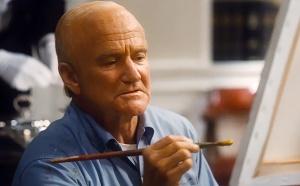 The Butler- Robin Williams as Dwight Eisenhower