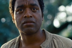 12 Years a Slave- Chiwetel Ejiofor as Solomon
