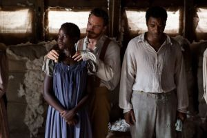12 Years a Slave- Patsey, Edwin and Solomon