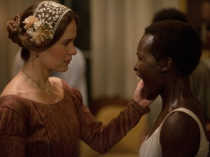 12 Years a Slave- Sarah Paulson as Mary, examining Patsey