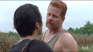 Claimed- Abraham tries to stop Glenn