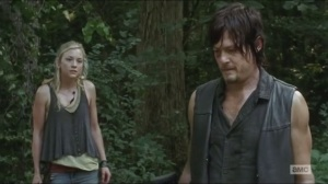 Inmates- Daryl and Beth