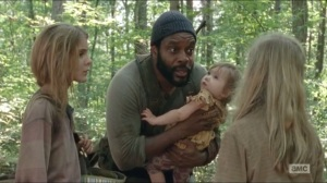 Inmates- Tyreese with the girls