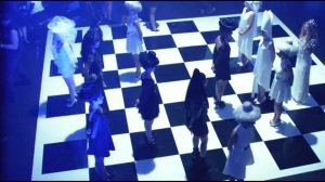 Middlegame- Live chess set
