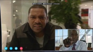 Pushback- Dre and Marty talk via Skype