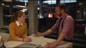 Comeuppance- Doug and Caitlin make dinner plans