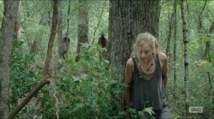 Still- Beth hiding
