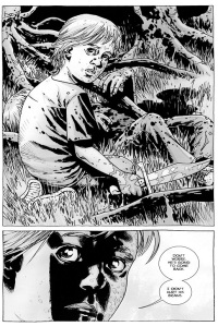 The Grove- Ben kills Billy in the comic