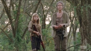 The Grove- Carol takes Mika to hunt