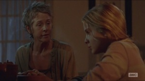 The Grove- Carol tries talking sense into Lizzie