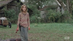 The Grove- Lizzie after killing Mika