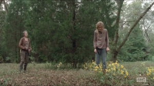 The Grove- Lizzie and Carol's final moment