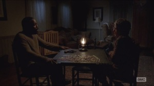 The Grove- Tyreese forgives Carol