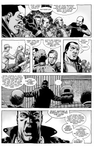 The Walking Dead #123- Negan prepares for an assault on the Hilltop