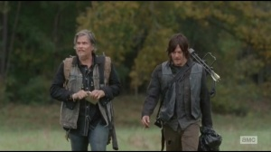 Us- Joe and Daryl drink