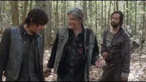 Us- Joe explains the claim rules to Daryl