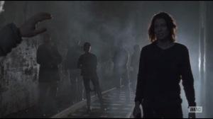 Us- Maggie reunites with Glenn