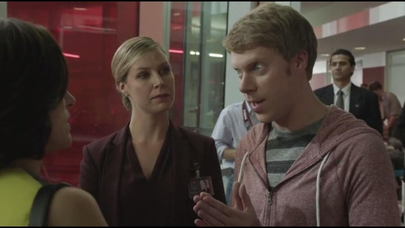 Tim Baltz in the TV series Veep