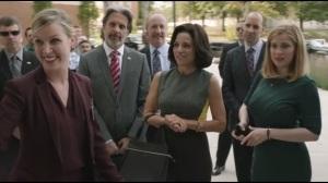 Clovis- Melissa Conners shows Selina and company around Clovis