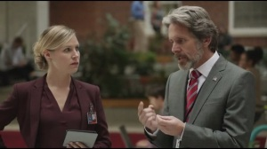 Clovis- Melissa tries to court Kent