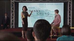 Clovis- Selina talks Danny Chung and torture