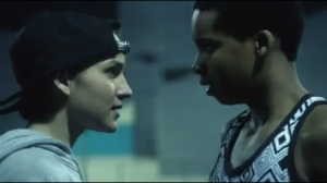 Joshua- Lex and Roscoe face off